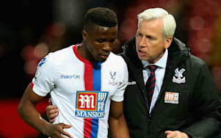 Zaha has potential to play for Barcelona - Pardew