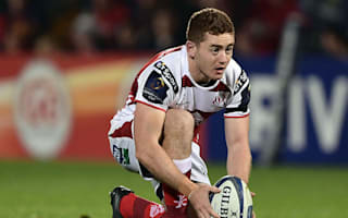 Ulster keep Scarlets at bay despite late red card in Newport