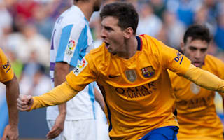 Malaga 1 Barcelona 2: Marvellous Messi sends champions top