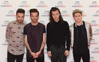 One Direction are 2016's biggest earners