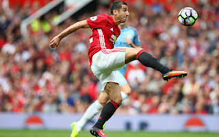 Mkhitaryan, Shaw fit to face Liverpool