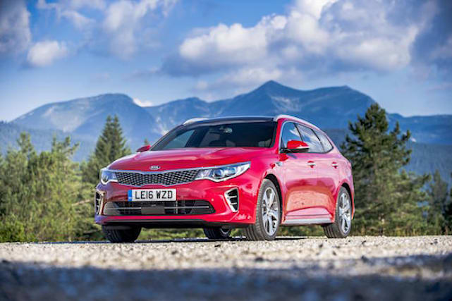 First Drive: Kia Optima Sportswagon