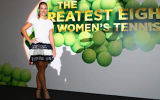 Kerber to face WTA Finals debutants in Singapore