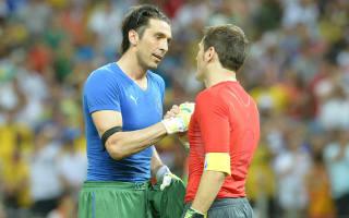 Spain look strange without Casillas, admits Buffon