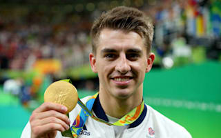 Max Whitlock makes history with Britain's first gymnastics gold