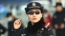 La policía China está identificando fugitivos y criminales con unas gafas inteligentes