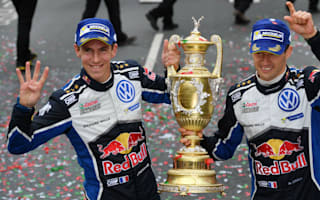 Volkswagen seal WRC manufacturers' title as Ogier triumphs again in Wales