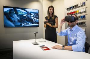 Audi quiere que veas tu nuevo coche antes incluso de fabricarlo