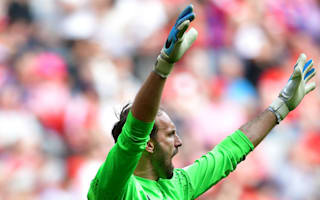 Bayern Munich 1 Darmstadt 0: Starke penalty save confirms visitors' relegation