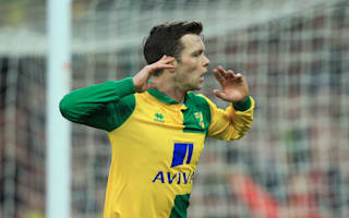 Norwich City 2 Aston Villa 0: Howson and Mbokani add to Garde's woes