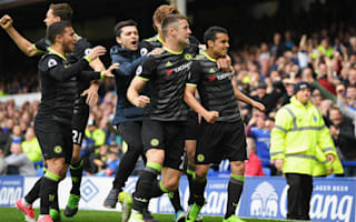 Everton 0 Chelsea 3: Pedro stunner sets the tone as Conte's men pass final major test