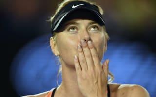 Sharapova return 'tremendous boost' for tennis