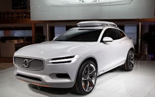 The stars of the Detroit motor show 2014
