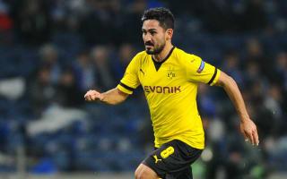 Darmstadt v Borussia Dortmund: Gundogan confident amid injury troubles