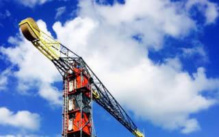 Take a sneak peek inside the hotel that's built in a crane