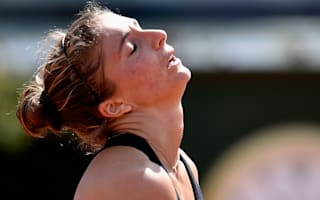 Errani out as Italians struggle in Rome, Friedsam sets up Serena clash
