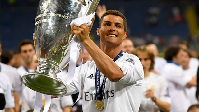 Ronaldo & Messi replace Mayweather & Woods in Forbes list top spots