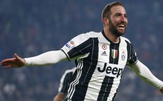 Juventus much more than Higuain, says Montella