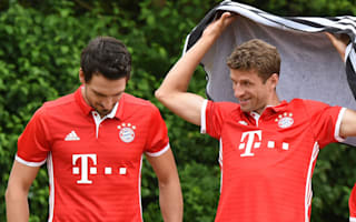 Champions League quest fires Bayern and Muller
