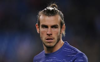 Bale makes early return to training