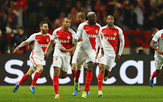 Four points against PSG & a vital win at Lyon - five key games in Monaco's title triumph
