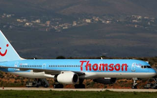 British plane narrowly avoids disaster after landing on taxiway not runway