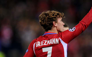 Cavani: I'd like to play with Griezmann one day