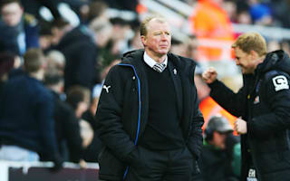 McClaren defiant despite crowd anger