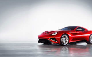 One-off supercar to make London debut