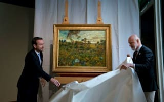 Van Gogh thought to be fake: unveiled as £30m masterpiece