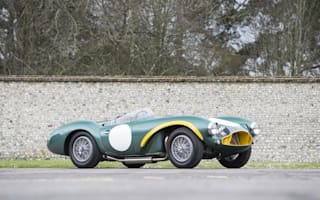 Ex-Sir Stirling Moss Aston Martin race car heads to auction