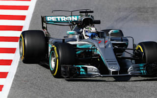 Bottas clocks up century as Raikkonen goes fastest