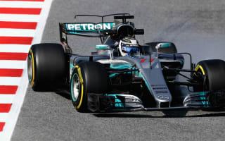 Bottas clocks up century as Raikkonen goes fastest