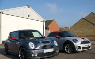 MINI GP Vs JCW Coupe comparison: Road test review