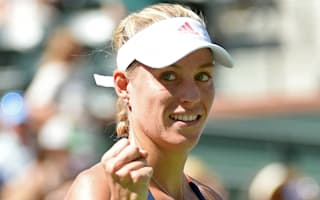 Kerber knocks out defending champ to reach semis, Navarro awaits