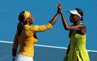 Sister act: Serena's recent dominance over Venus points to grand slam number 23