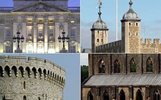 Travel quiz: Guess the British landmark