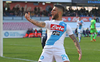 Napoli 3 Crotone 0: Sarri's men cruise into second