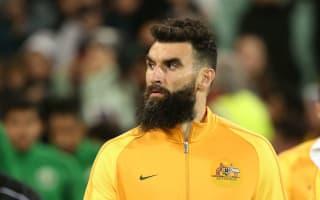 Australia captain Jedinak out of Confederations Cup