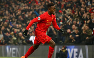 Origi eyeing first team place at Liverpool
