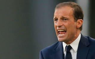 Allegri: Juventus not prioritising Champions League