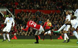 Mkhitaryan revels in his 'best goal'