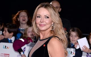 Carol Vorderman lines up for a stint in the jungle