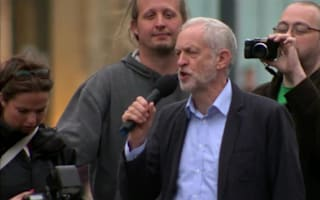 Jeremy Corbyn and Owen Smith in first Labour leadership live debate