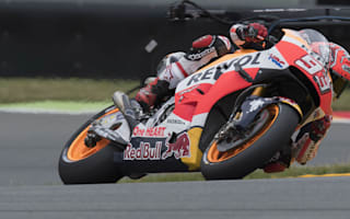 Marquez storms to another Sachsenring pole