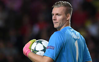 We proved we're capable of matching the best - Leno proud of Leverkusen display