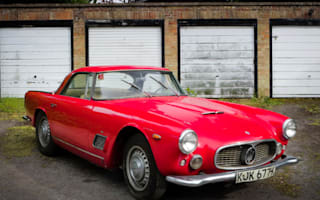 Maserati breaks sales record at auction of quirky machines
