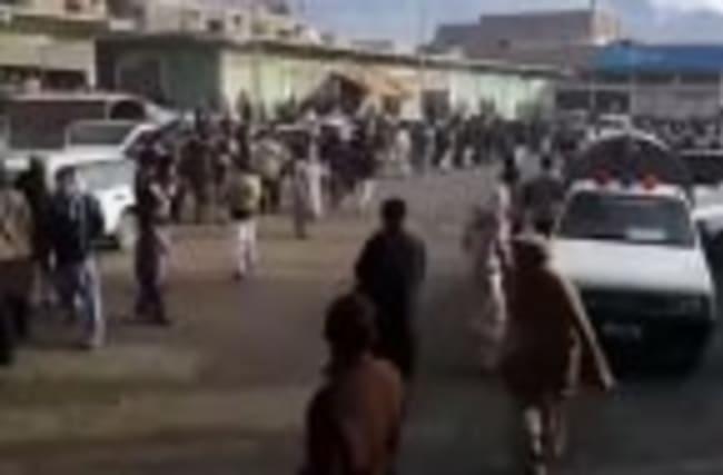 Blast in Pakistan kills at least 21 people