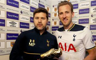 Kane beats Lukaku and Sanchez to Premier League Golden Boot