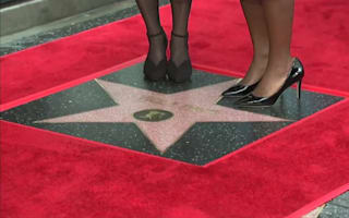 Viola Davis gets 2017's first Hollywood Walk Of Fame star